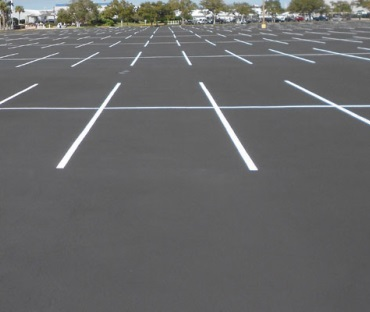 Over 300 Parking Spaces